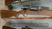 GIBBS WW2 SPRINGFIELD 1903 A4 SNIPER UNFIRED   Guns > Rifles > Gibbs Rifles
