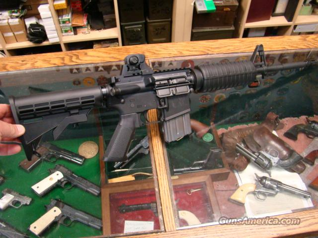 AR 15 A2 FLAT TOP CARBINE TELE. SCTOCK  NEW  COLT TYPE  Guns > Rifles > AR-15 Rifles - Small Manufacturers > Complete Rifle