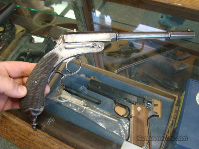 HAND MADE ENGLISH 22CAL TARGET PARLOR PISTOL OUTSTANDING QUALITY  Guns > Pistols > G Misc Pistols