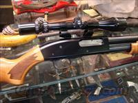 MOSSBERG MODEL 500 12 GA RIFLED BORE SLUG GUN W/SCOPE  Guns > Shotguns > Mossberg Shotguns > Pump > Sporting