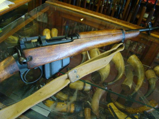 ENFIELD NO 5 JUNGLE CARBINE ALL ORIGL AND NON IMPORT    Guns > Rifles > Enfield Rifle
