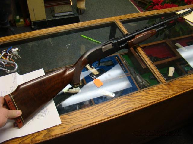 MANF 1927 WINCHESTER MODEL 12 TRAP MARKED 12GA 30IN MANF 1927  Guns > Shotguns > Winchester Shotguns - Modern > Pump Action > Trap/Skeet