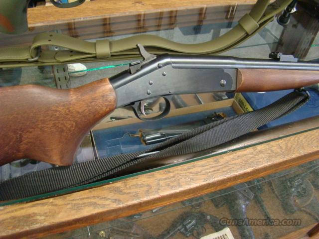 HARRINGTON & RICHARDSON HANDI RIFLE 30-30 CAL MINT  Guns > Rifles > Harrington & Richardson Rifles