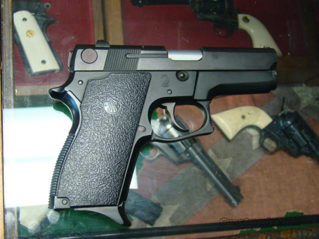 MINTY SMITH & WESSON MODEL 469 9MM COMPACT  Guns > Pistols > Smith & Wesson Pistols - Autos > Alloy Frame