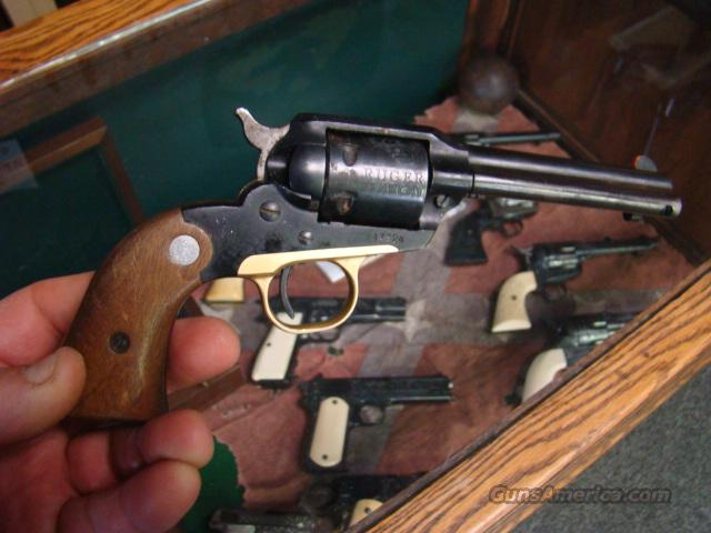 ONE MORE EARLY RUGER BEARCAT 22LR  Guns > Pistols > Ruger Single Action Revolvers > Single Six Type