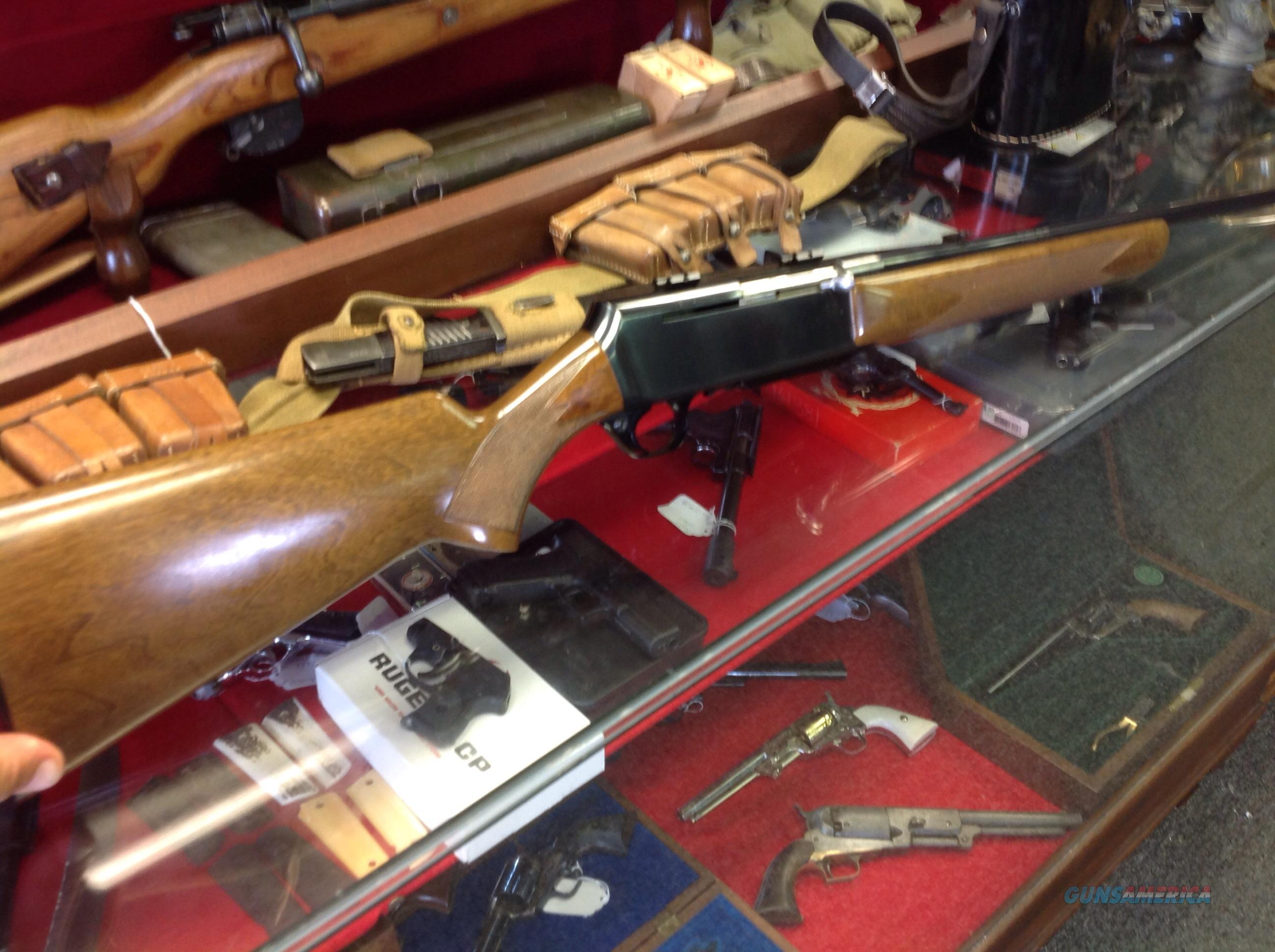 AS NEW NEVER USED BELGIUM BROWNING BAR 30-06 GORGEOUS BLUE   Guns > Rifles > Browning Rifles > Semi Auto > Hunting