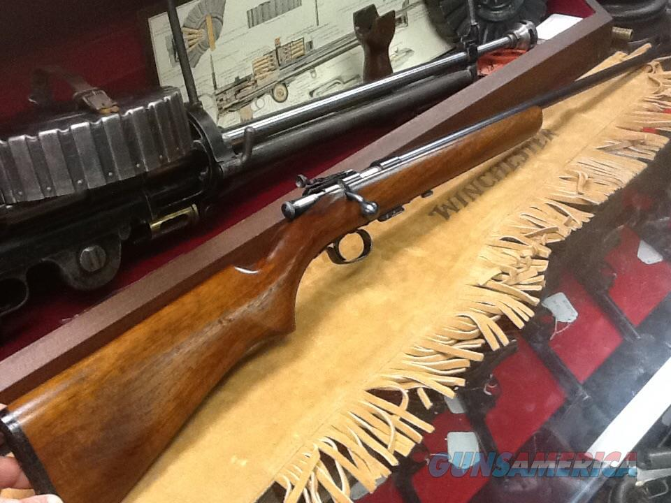 Mint early Winchester model 69 22lr 1st model   Guns > Rifles > Winchester Rifles - Modern Bolt/Auto/Single > Other Bolt Action