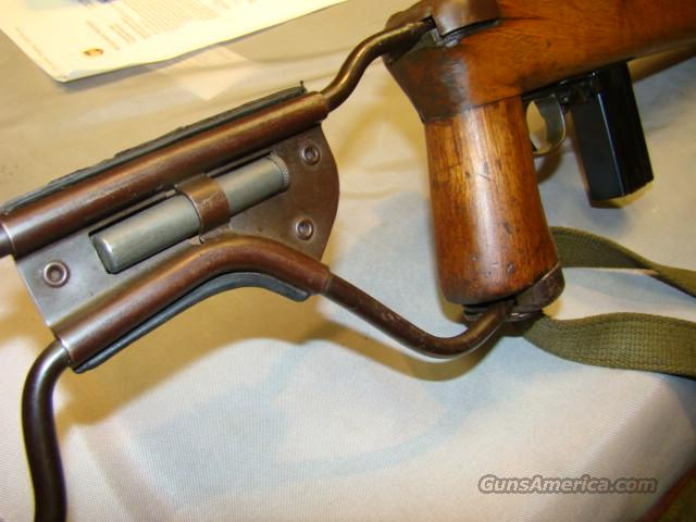 M1A1 PARATROOPER M1 CARBINE LATE WAR INLAND   Guns > Rifles > Military Misc. Rifles US > M1 Carbine