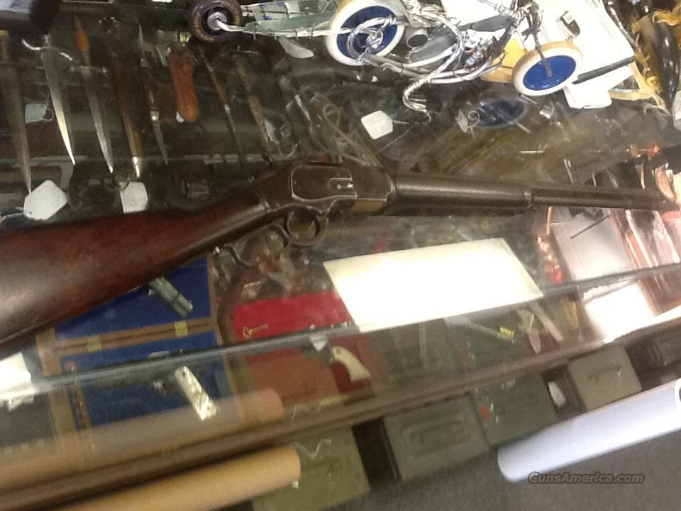 Nice clean WINCHESTER model 1873 44-40 cal 24 in BRL   Guns > Rifles > Winchester Rifles - Modern Lever > Other Lever > Pre-64