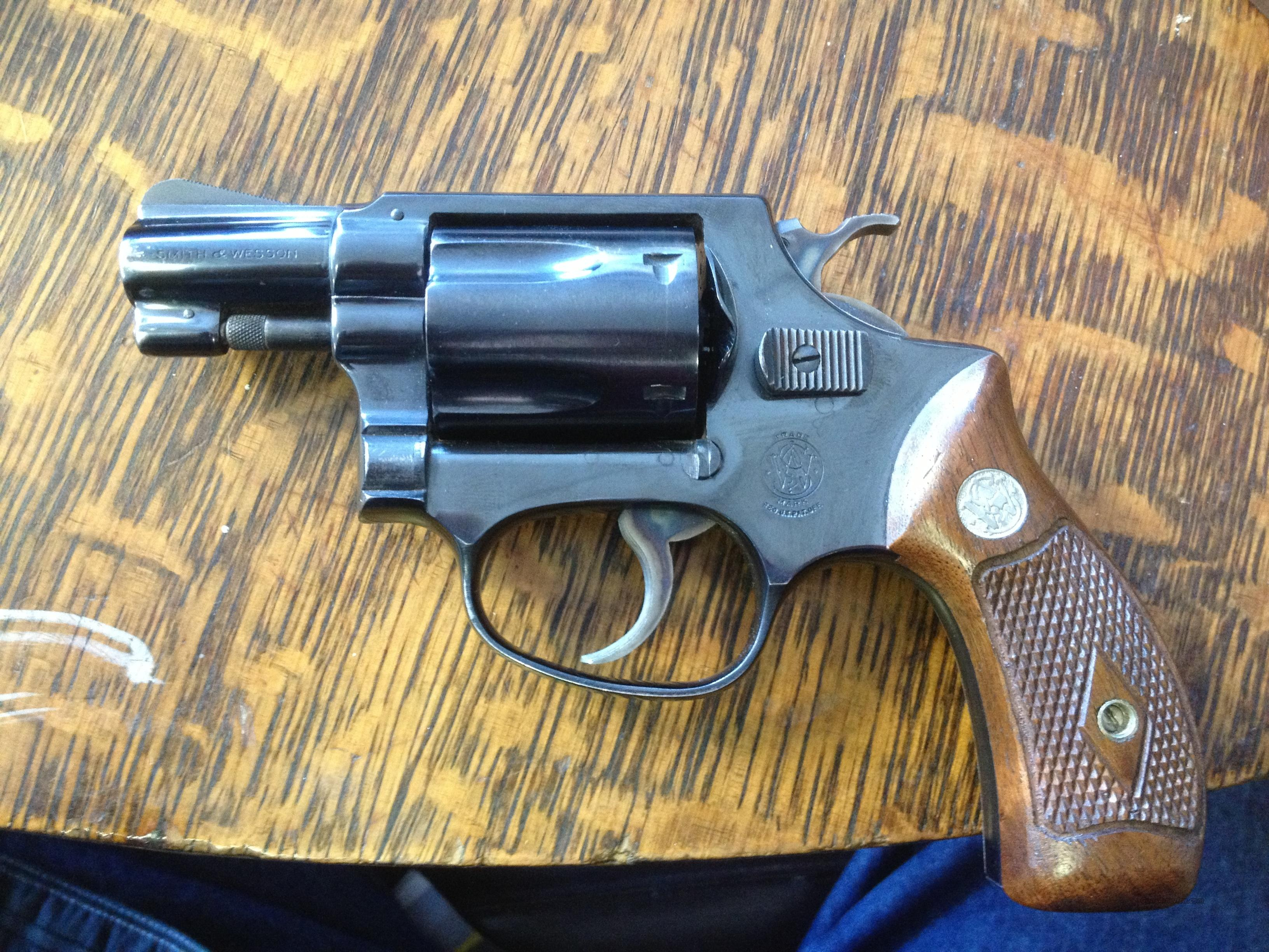minty smith & wesson model 36 flat latch   Guns > Pistols > Smith & Wesson Revolvers > Pocket Pistols