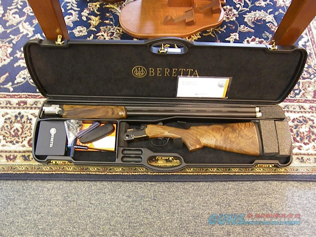"Beretta ""NEW"" 692 Black Edition 12ga. 32"" Sporting Clays  Guns > Shotguns > Beretta Shotguns > O/U > Trap/Skeet"
