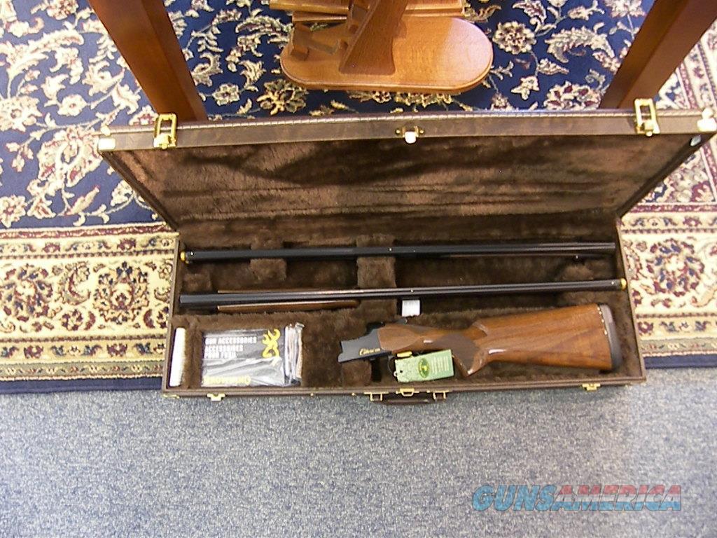 "Browning ""NEW"" Citori CXS 12ga./20ga. 32"" Combo Sporting Clays  Guns > Shotguns > Browning Shotguns > Over Unders > Citori > Trap/Skeet"