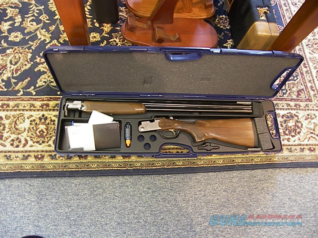 "Beretta 686 Silver Pigeon I 32"" 12ga. Sporting Clays gun  Guns > Shotguns > Beretta Shotguns > O/U > Trap/Skeet"