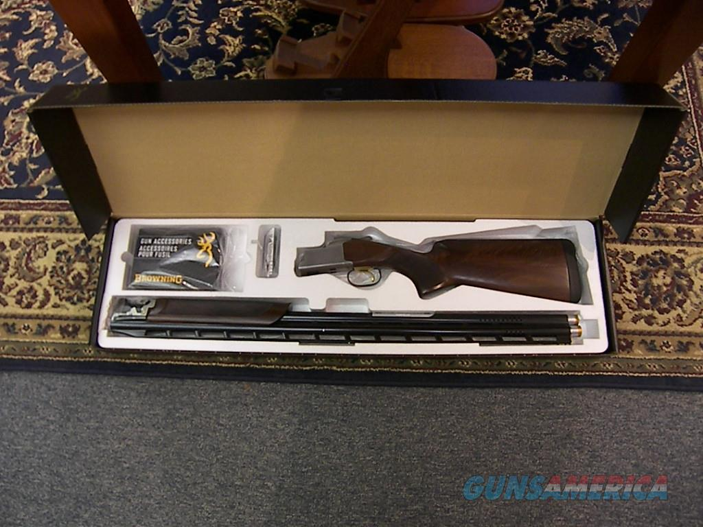 "Browning 725 12ga. 32"" HR Sporting Clays gun  Guns > Shotguns > Browning Shotguns > Over Unders > Citori > Trap/Skeet"