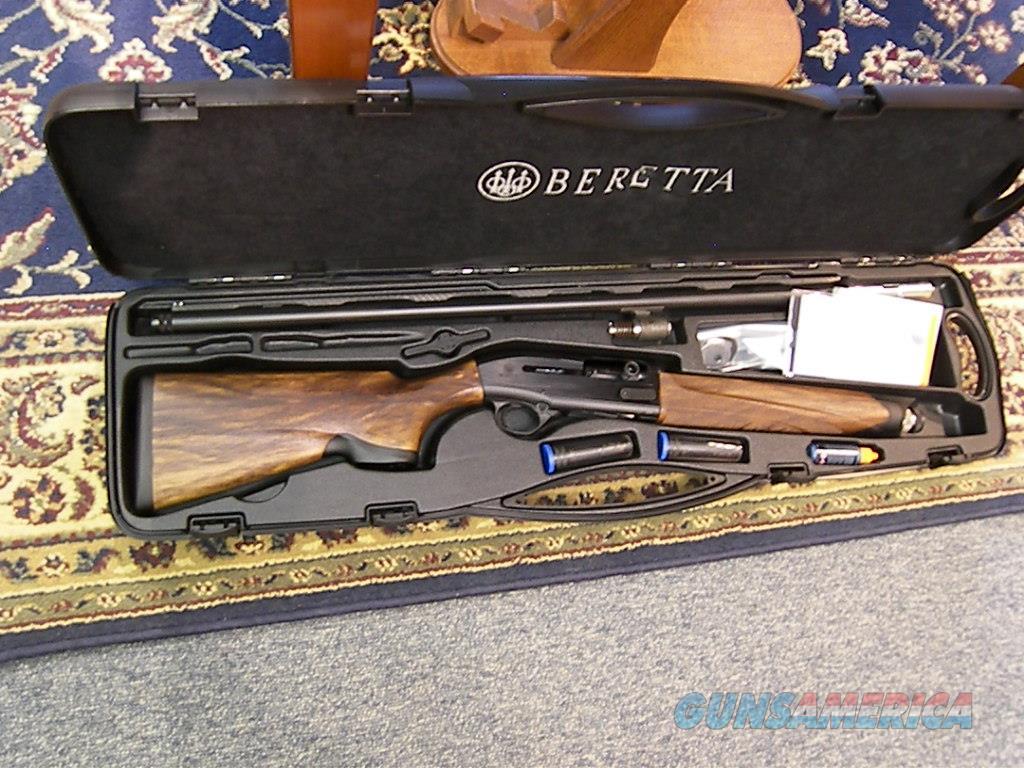 "Beretta A-400 Xcel Black Edition 12ga. 28"" auto  Guns > Shotguns > Beretta Shotguns > Autoloaders > Trap/Skeet"