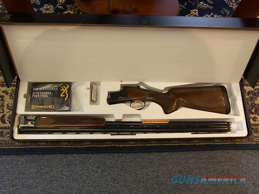 "Browning ""NEW"" Citori CX 12ga. 32"" Sporting Clays  Guns > Shotguns > Browning Shotguns > Over Unders > Citori > Trap/Skeet"