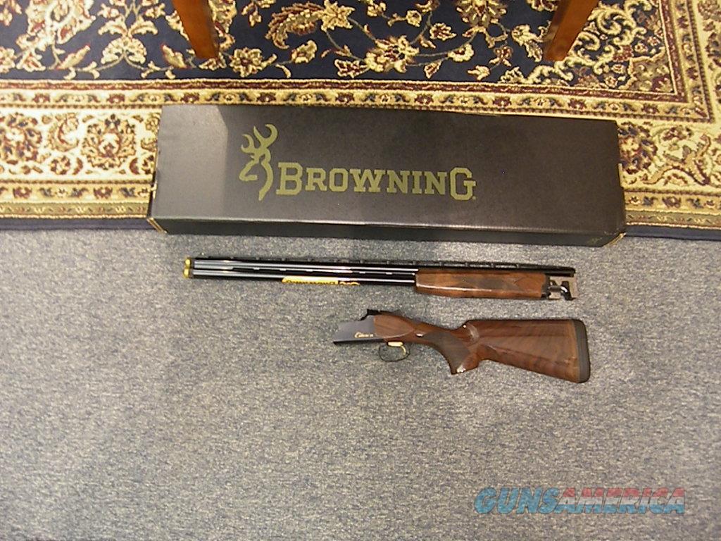 "Browning  ""NEW"" Citori CX 12ga. 30"" All Around Clays  Guns > Shotguns > Browning Shotguns > Over Unders > Citori > Trap/Skeet"