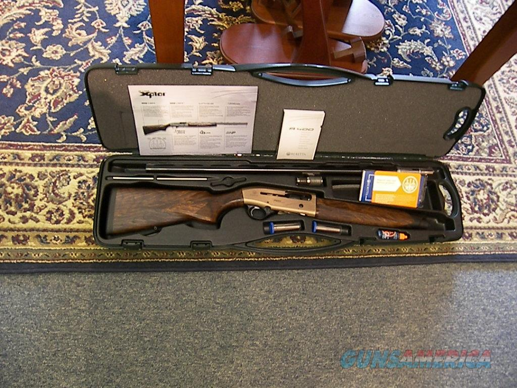 "Beretta A-400 Xplor Action 12ga. 28"" semi-auto shotgun  Guns > Shotguns > Beretta Shotguns > Autoloaders > Hunting"