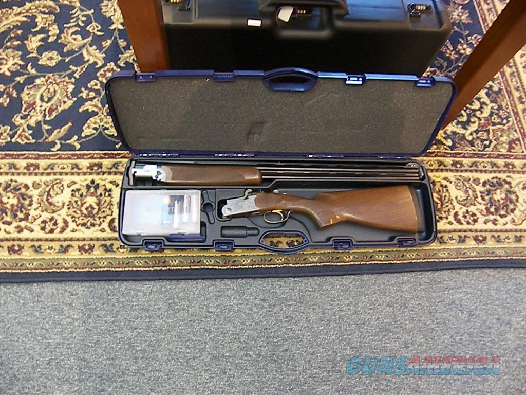 "Beretta 686 Silver Pigeon I 30"" 12ga. Sporting Clays gun  Guns > Shotguns > Beretta Shotguns > O/U > Trap/Skeet"