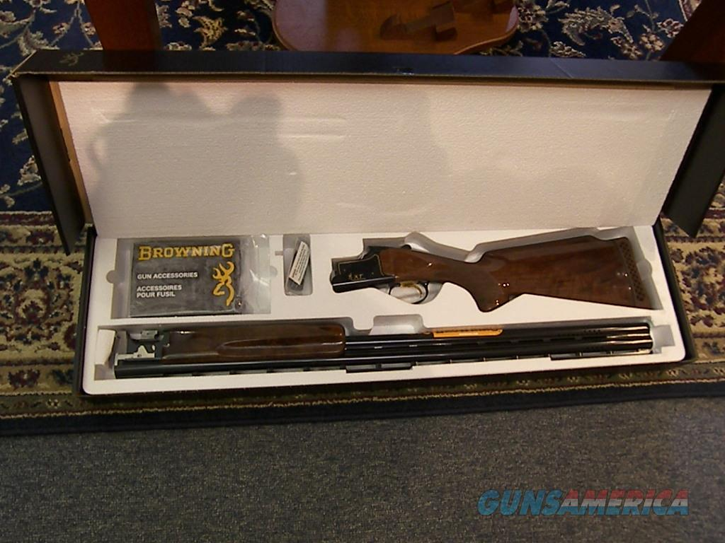 Browning Citori XT grade I Trap shotgun  Guns > Shotguns > Browning Shotguns > Over Unders > Citori > Trap/Skeet