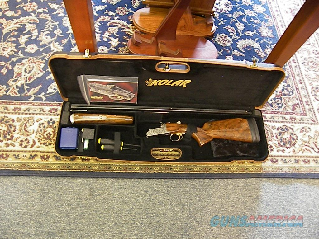 "Kolar Max-Lite 12ga. 32"" Legend Grade Sporting Clays gun  Guns > Shotguns > Kolar Shotguns"