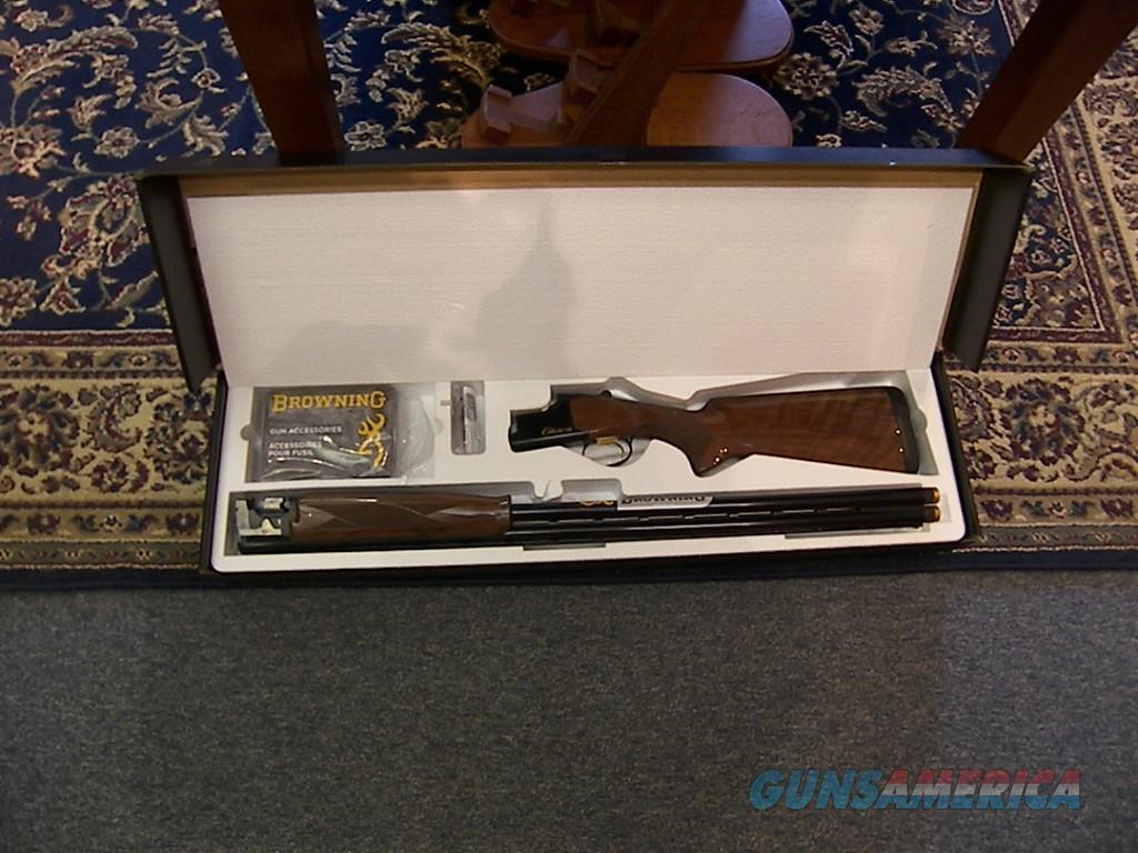 "Browning ""NEW"" Citori CXS 12ga. 32"" Sporting Clays  Guns > Shotguns > Browning Shotguns > Over Unders > Citori > Trap/Skeet"
