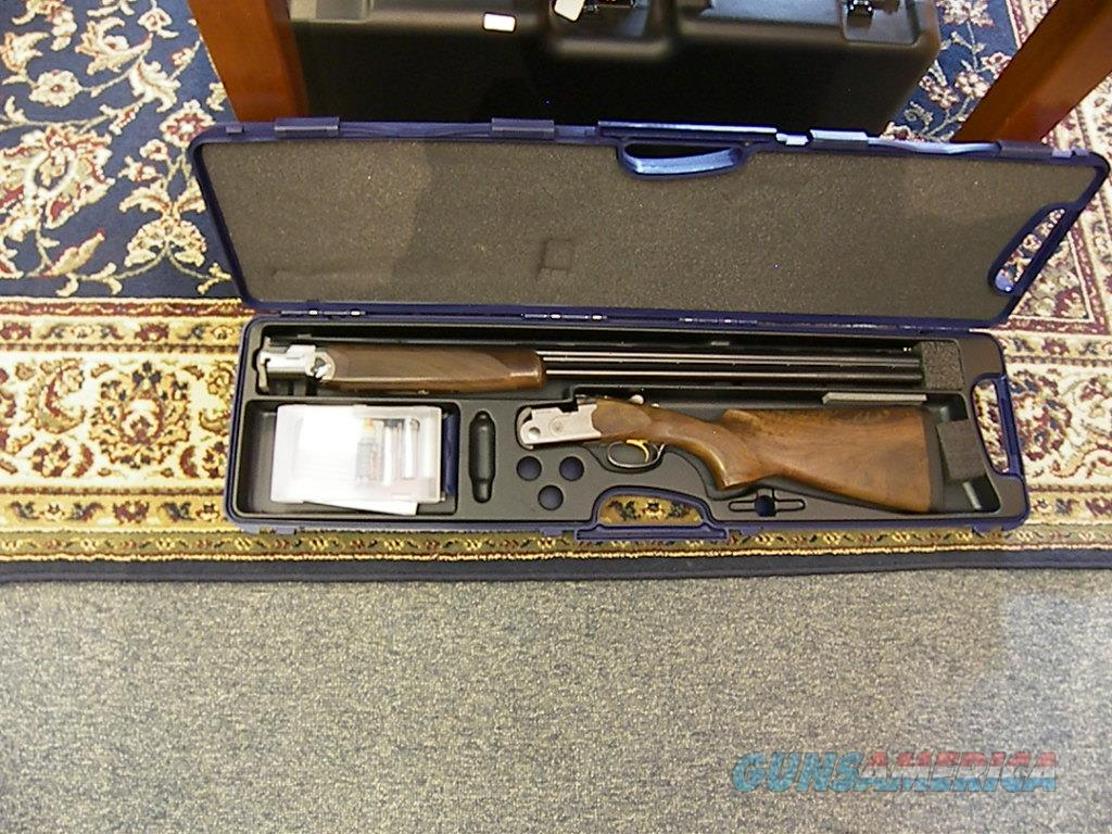 "Beretta 686 Silver Pigeon I 32"" 12ga. Sporting Clays  Guns > Shotguns > Beretta Shotguns > O/U > Trap/Skeet"