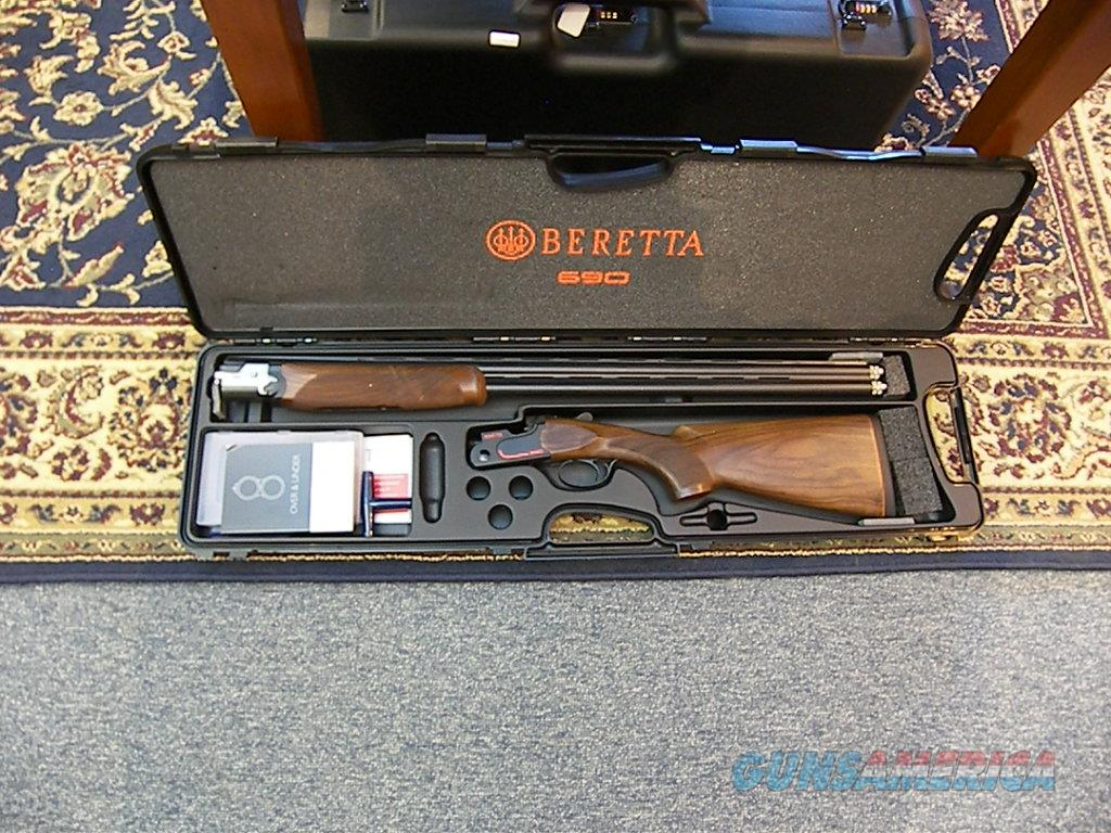"Beretta 690 12ga. 32"" Sporting Clays  Guns > Shotguns > Beretta Shotguns > O/U > Trap/Skeet"