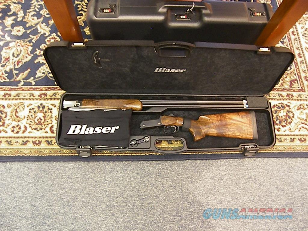 """Blaser F-3 12ga. 32"""" Vantage Sporting Clays gun  Guns > Shotguns > Blaser Shotguns"""