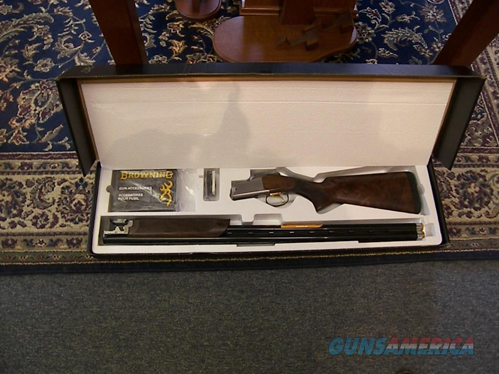 "Browning 725 12ga. 32"" Sporting Clays gun  Guns > Shotguns > Browning Shotguns > Over Unders > Citori > Trap/Skeet"