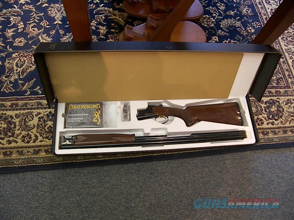 "Browning ""NEW"" Citori CXS 20ga. 32"" Sporting Clays  Guns > Shotguns > Browning Shotguns > Over Unders > Citori > Trap/Skeet"