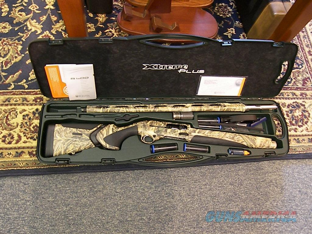 "Beretta A-400 Xtreme Plus12ga. 28"" Max 5 camo  Guns > Shotguns > Beretta Shotguns > Autoloaders > Hunting"