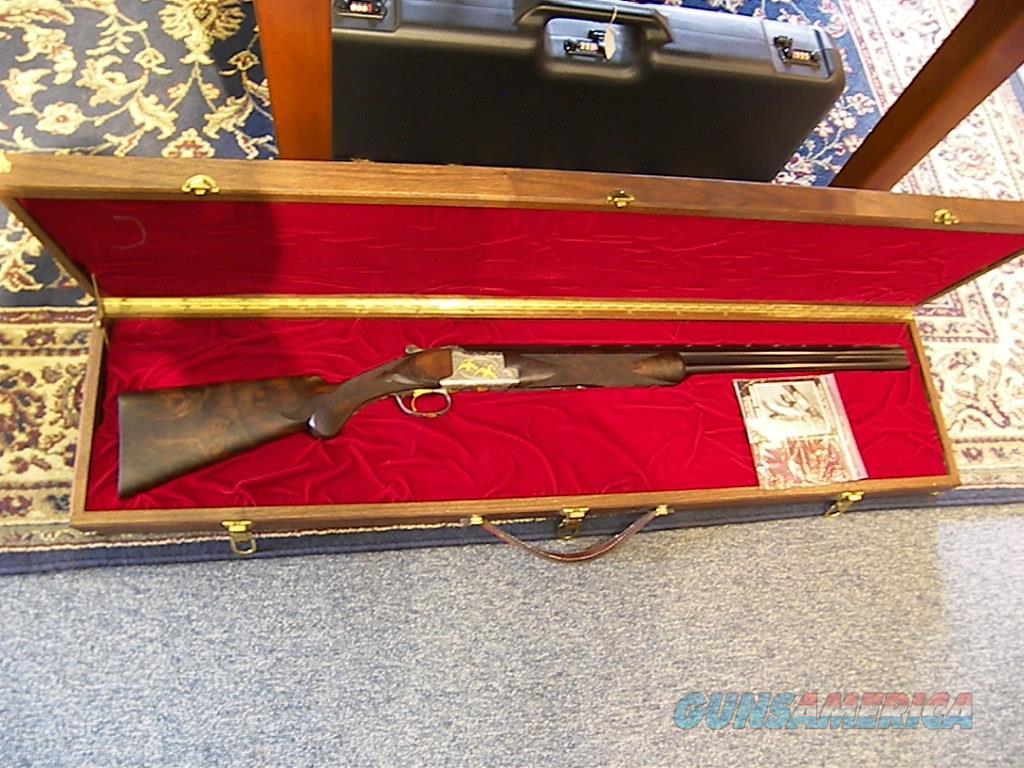 """Browning Superpose Black Duck 12ga. 28"""" shotgun  Guns > Shotguns > Browning Shotguns > Over Unders > Belgian Manufacture"""