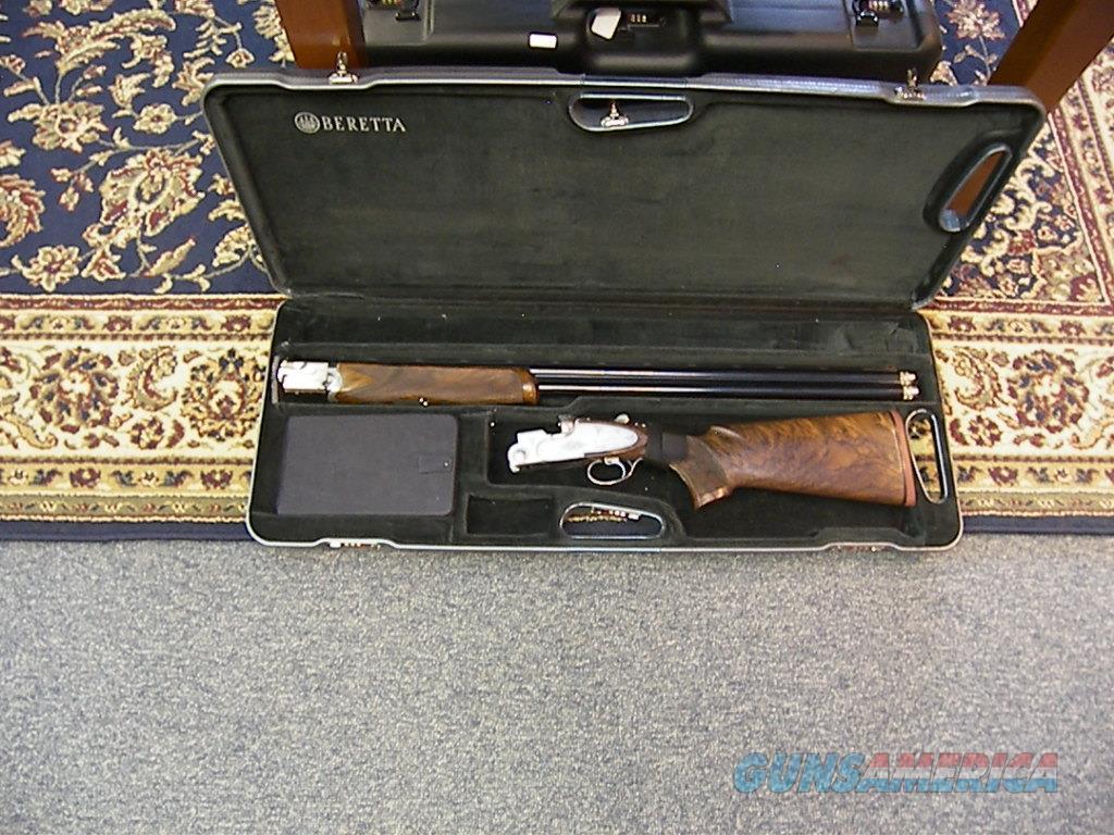 "Beretta S05 12ga. 32"" Sporting Clays gun  Guns > Shotguns > Beretta Shotguns > O/U > Trap/Skeet"