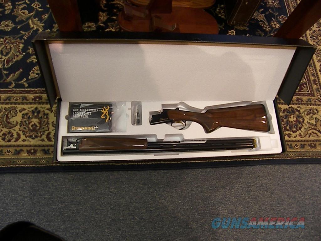 "Browning  ""NEW"" Citori CXS 20ga. 30"" Sporting Clays.  Guns > Shotguns > Browning Shotguns > Over Unders > Citori > Trap/Skeet"
