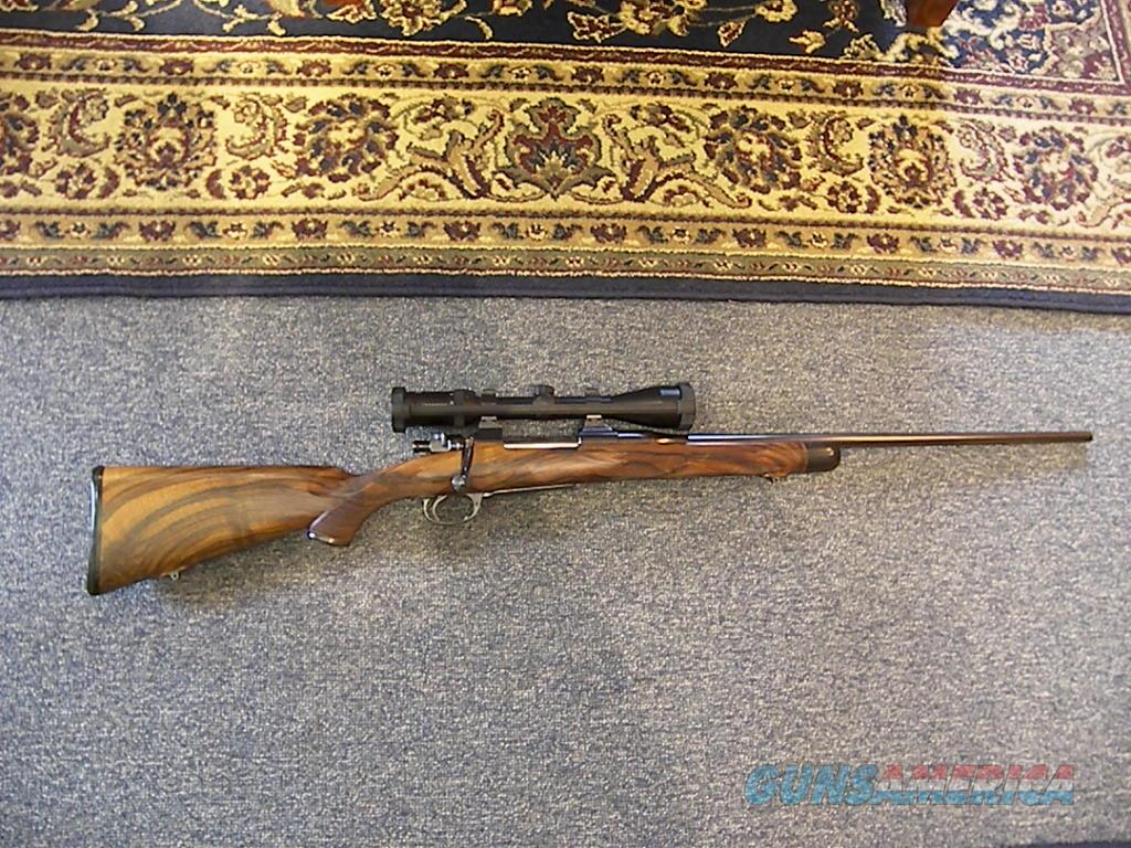 John Bolliger signature Series 300 Win Mag. Rifle  Guns > Rifles > Custom Rifles > Bolt Action