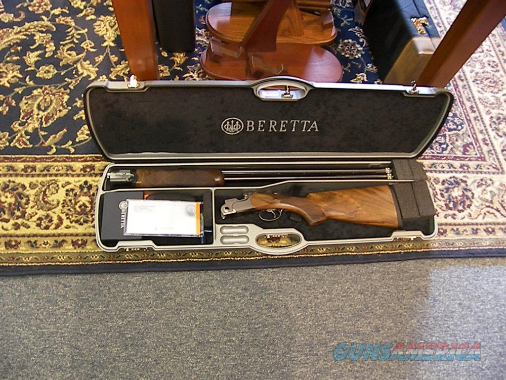 "Beretta 692 12ga. 32"" Sporting Clays gun.  Guns > Shotguns > Beretta Shotguns > O/U > Trap/Skeet"