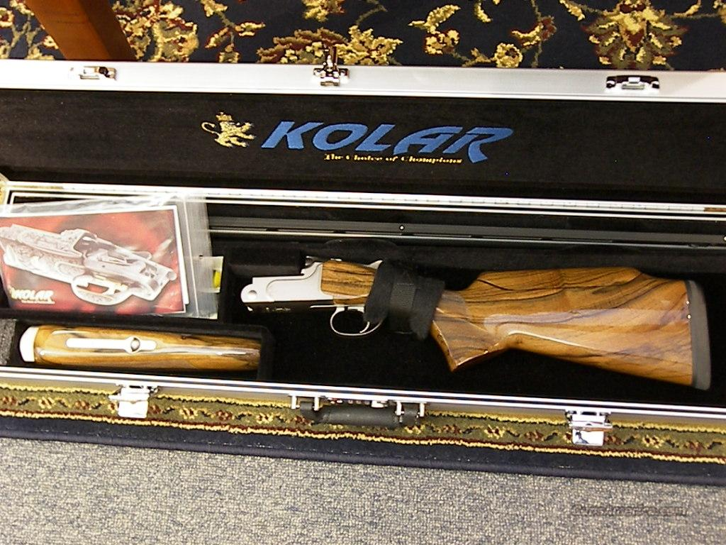 "Kolar Max 32"" Sporting Clays gun  Guns > Shotguns > Kolar Shotguns"