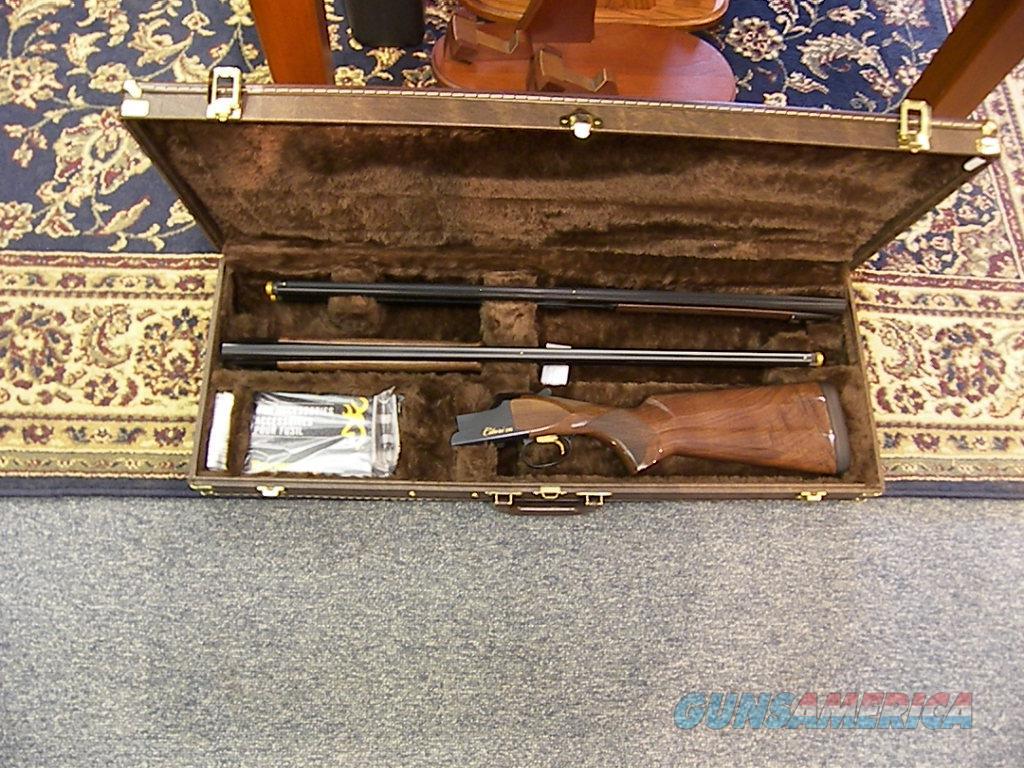 "Browning  ""NEW"" Citori CXS 12ga./20ga. 30"" Combo Sporting Clays  Guns > Shotguns > Browning Shotguns > Over Unders > Citori > Trap/Skeet"