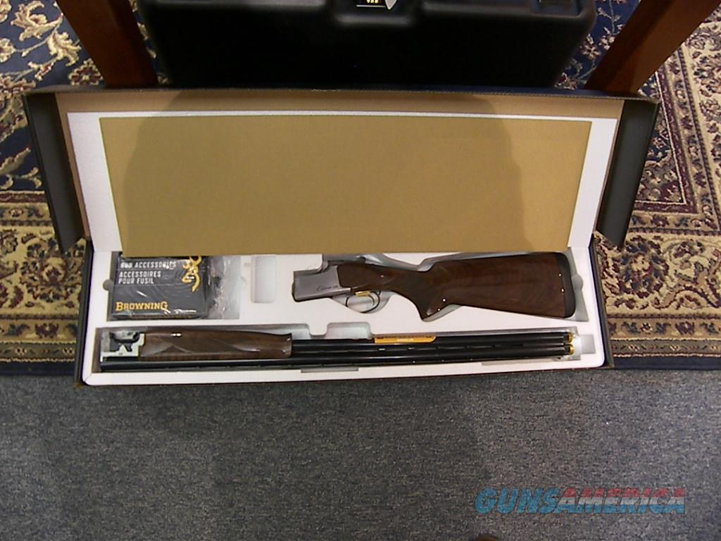 "Browning ""NEW"" Citori CXS White 12ga. 32"" Sporting Clays  Guns > Shotguns > Browning Shotguns > Over Unders > Citori > Trap/Skeet"