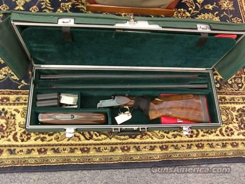 Perazzi MX8 12ga. two barrel Skeet tube set  Guns > Shotguns > Perazzi Shotguns