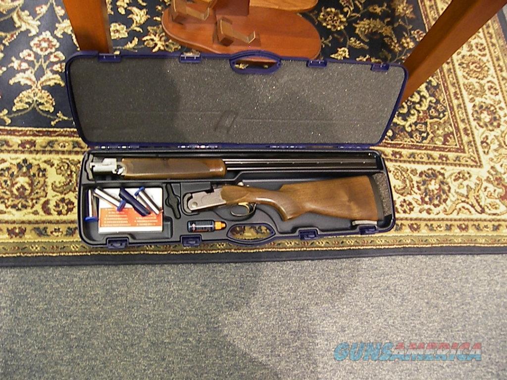 "Beretta 686 Silver Pigeon I 30""12ga. Sporting Clays gun  Guns > Shotguns > Beretta Shotguns > O/U > Trap/Skeet"