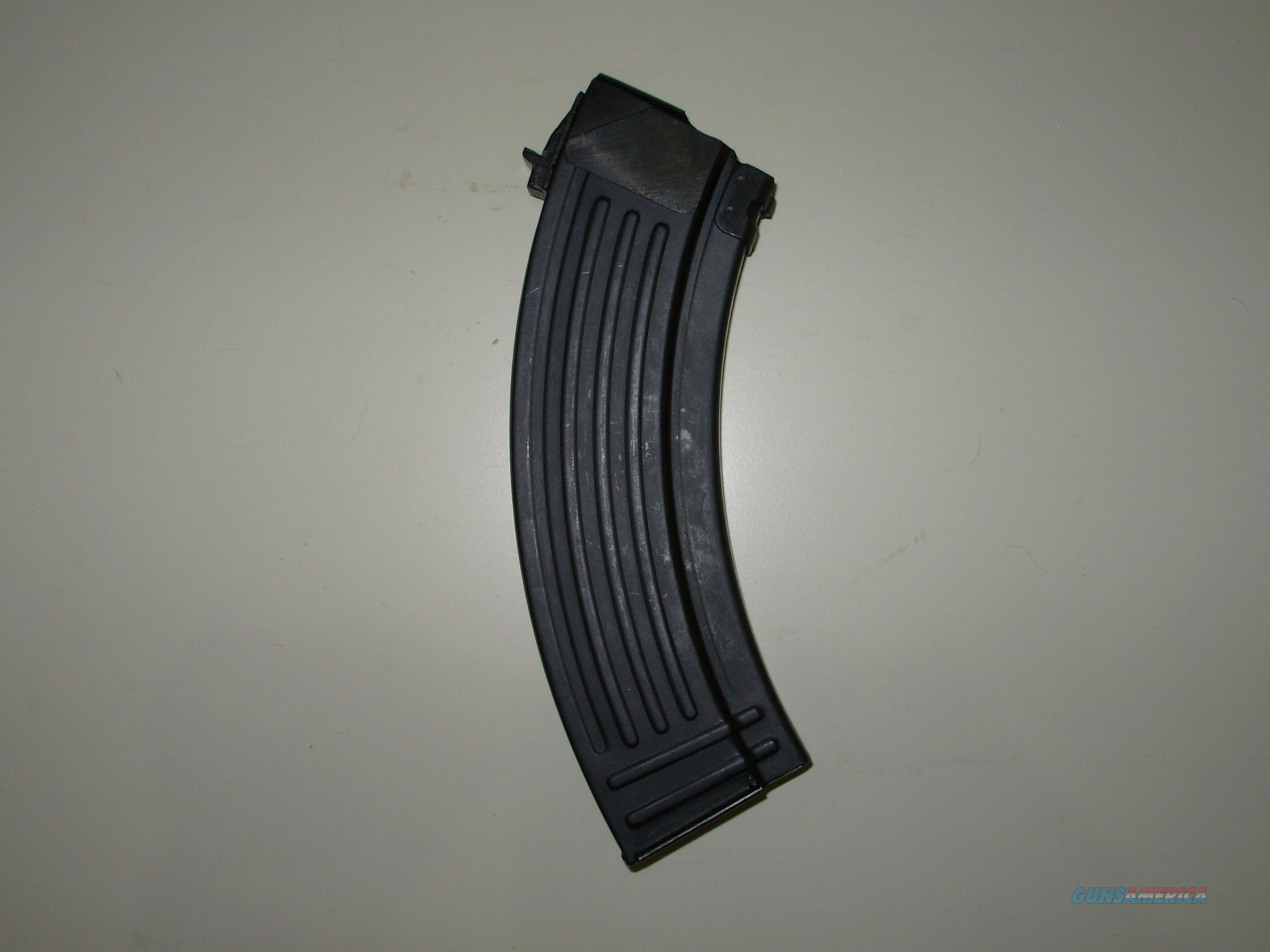 POLYTECH 30 ROUND MAGAZINES **** UNISSUED/NEW **** $99.00 WITH FREE SHIPPING!!!! CREDIT CARD SAME AS CASH!!!!  Guns > Rifles > AK-47 Rifles (and copies) > Folding Stock
