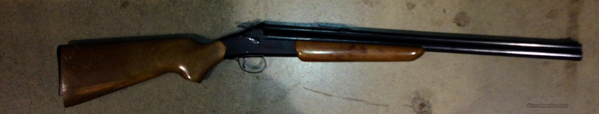 MODEL 24 S  ***  .22LONG RIFLE over 20 GAUGE COMBINATION GUN *** $229.00  Guns > Shotguns > Savage Shotguns