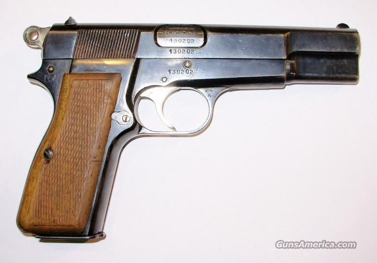 HI POWER  **  WAR TROPHY  **  799.00  Guns > Pistols > Browning Pistols > Hi Power