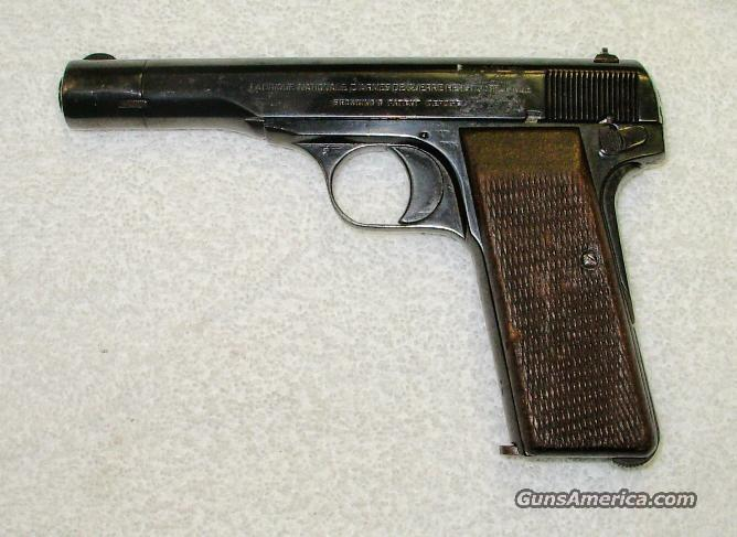 FN 1910/22 * .32 acp * NAZI MARKED  **  $379.00  Guns > Pistols > FNH - Fabrique Nationale (FN) Pistols > Pre-War