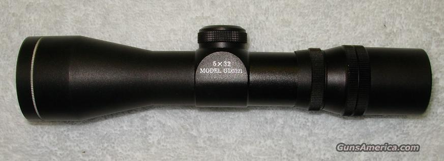 5X32 SHORT RIFLE SCOPE (DESIGNED FOR AK-47's AND SKS's)  **  NEW IN BOX  **  $40.00 *** WITH FREE SHIPPING!!!! CREDIT CARD SAME AS CASH!!!!  Non-Guns > Scopes/Mounts/Rings & Optics > Rifle Scopes > Fixed Focal Length