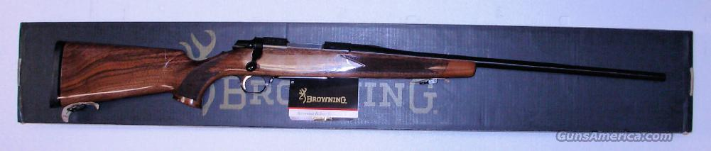 A BOLT MEDALLION  **  300 WSM  **  NIB $749.00  Guns > Rifles > Browning Rifles > Bolt Action > Hunting > Blue