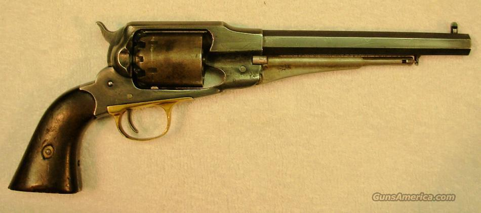 NEW MODEL ARMY REVOLVER ** $1499.00  Guns > Pistols > Remington Pistols - Pre-1899