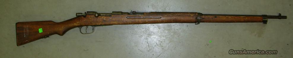 *RARE*  JAPANESE TYPE I    6.5 cal.  Guns > Rifles > Military Misc. Rifles Non-US > Other